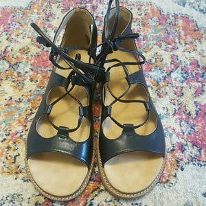 7e4e615cb366 Clarks Shoes - NEW Clarks Corsio Dallas Gladiator Sandals
